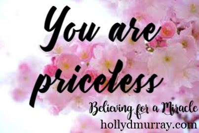 Priceless Believing for a Miracle Diamond