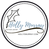 Holly Murray Author Editor