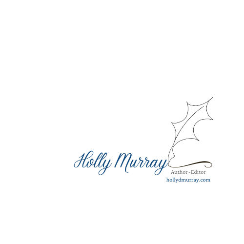 Holly Murray Author Editor PNG